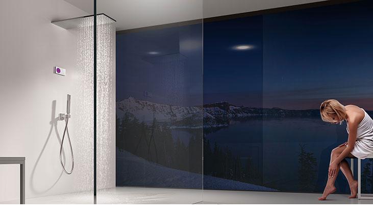 duchas electrónicas